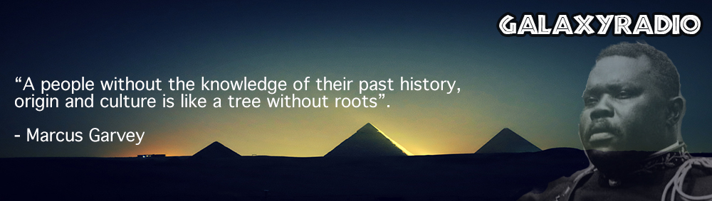 Marcus Garvey - History and Knowledge