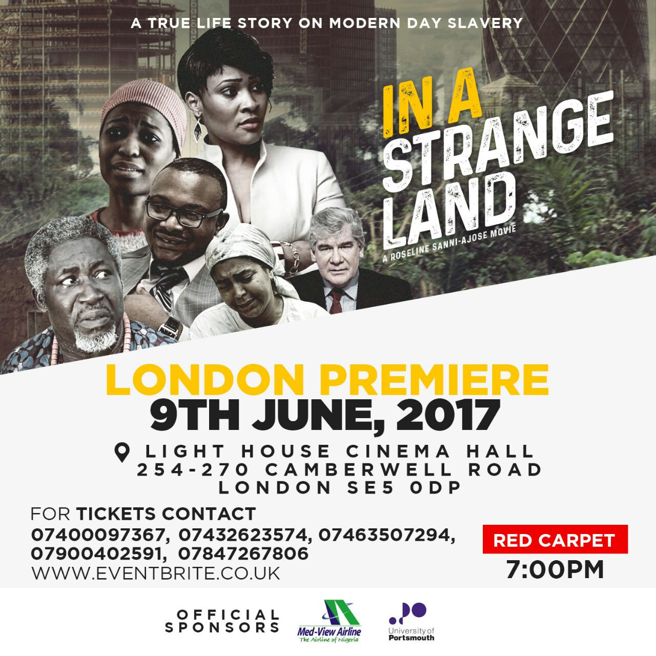 In A Strange Land – Movie ( Promo )