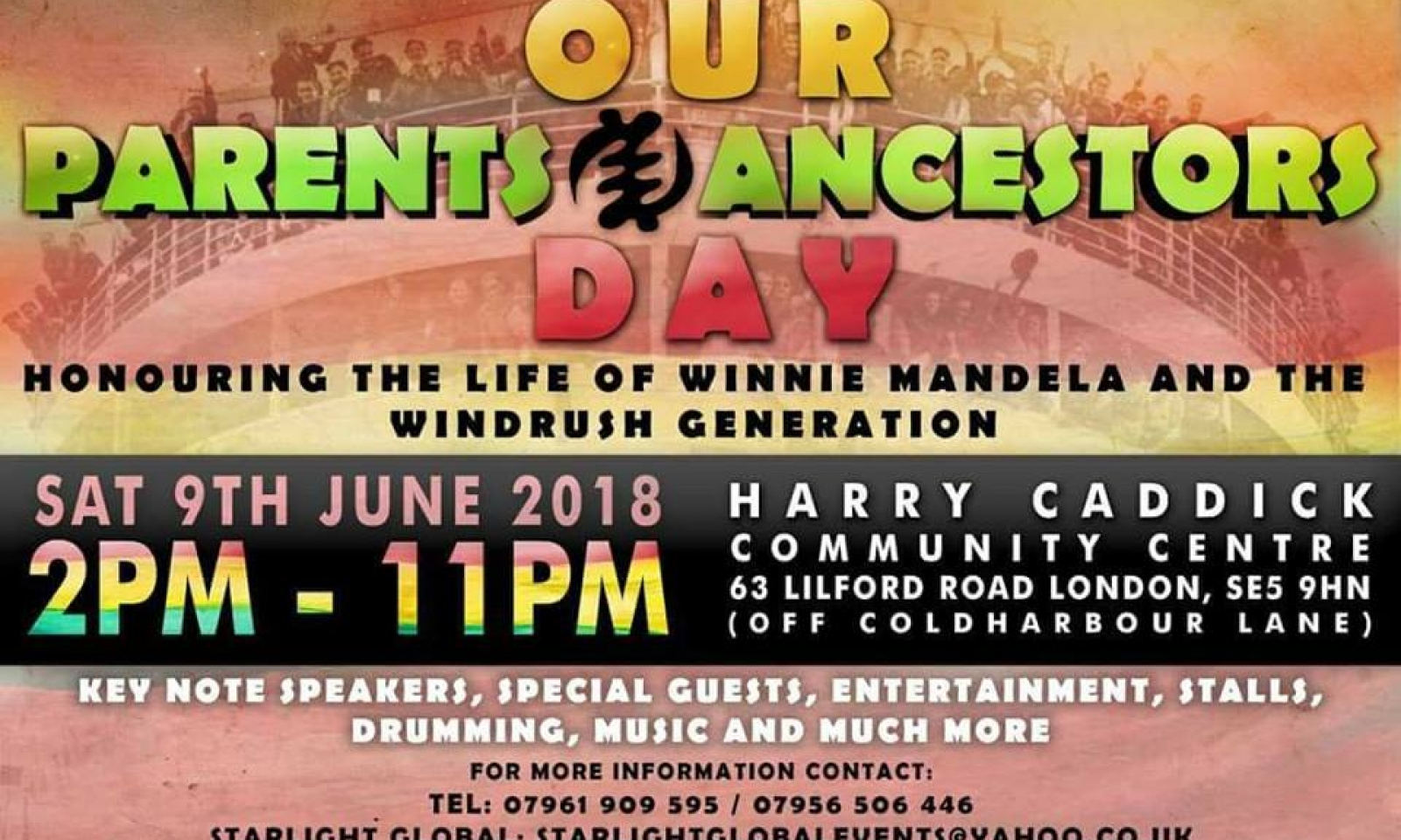 Parents And Ancestor's Day 2018