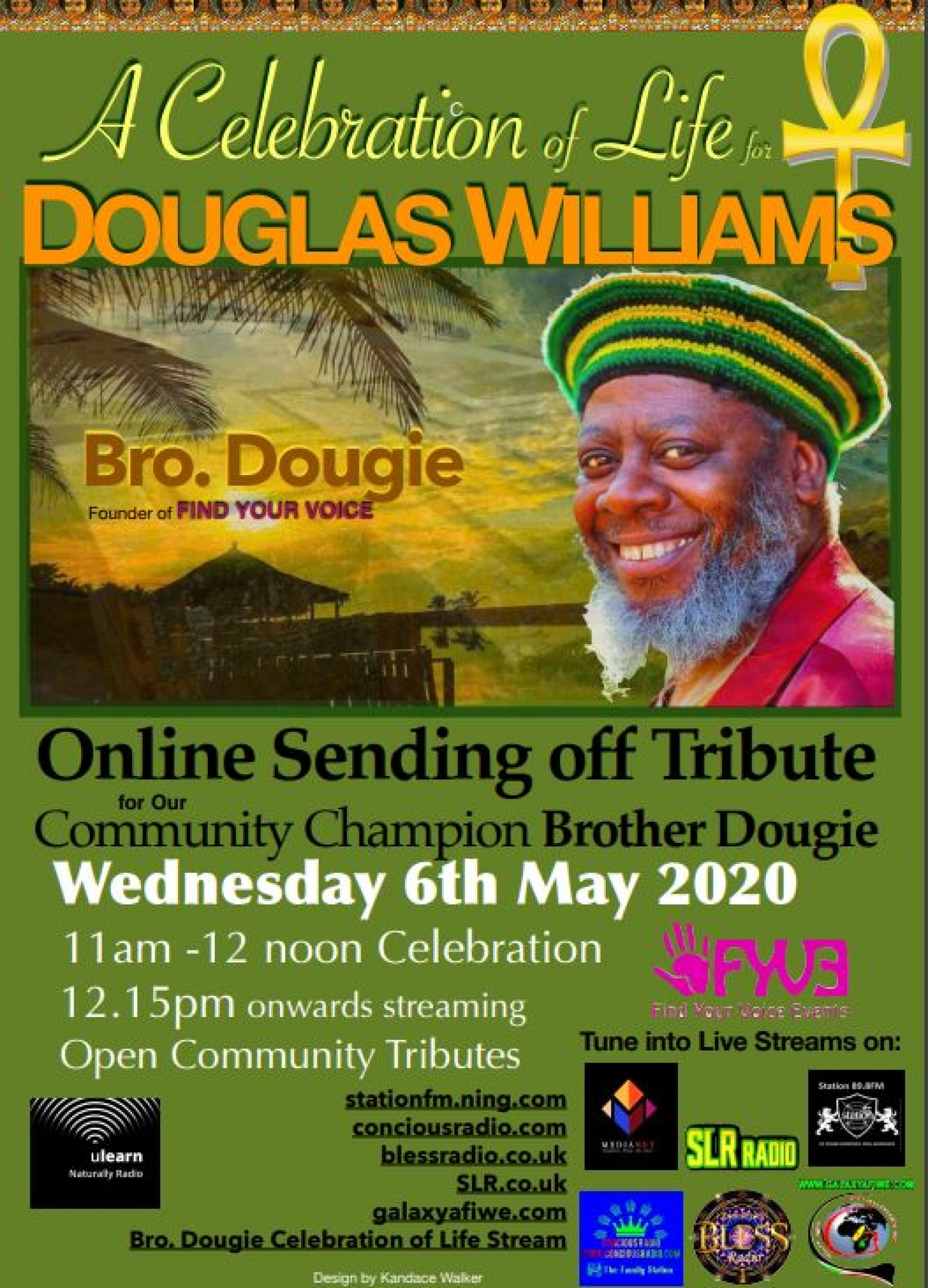 Bro Dougies Sending off – 6th May 2020